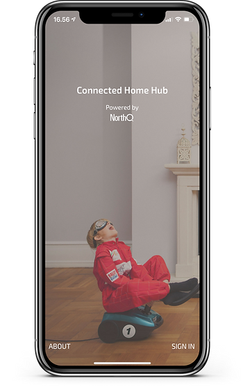 Connected Home Hub