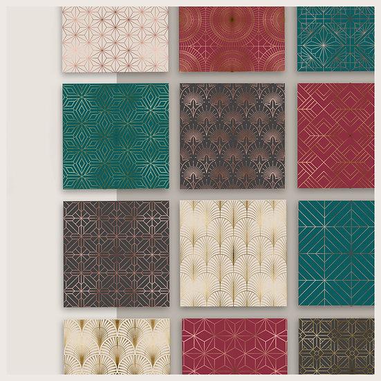Soirée | Pattern Pack | SVG, PSD & Ai