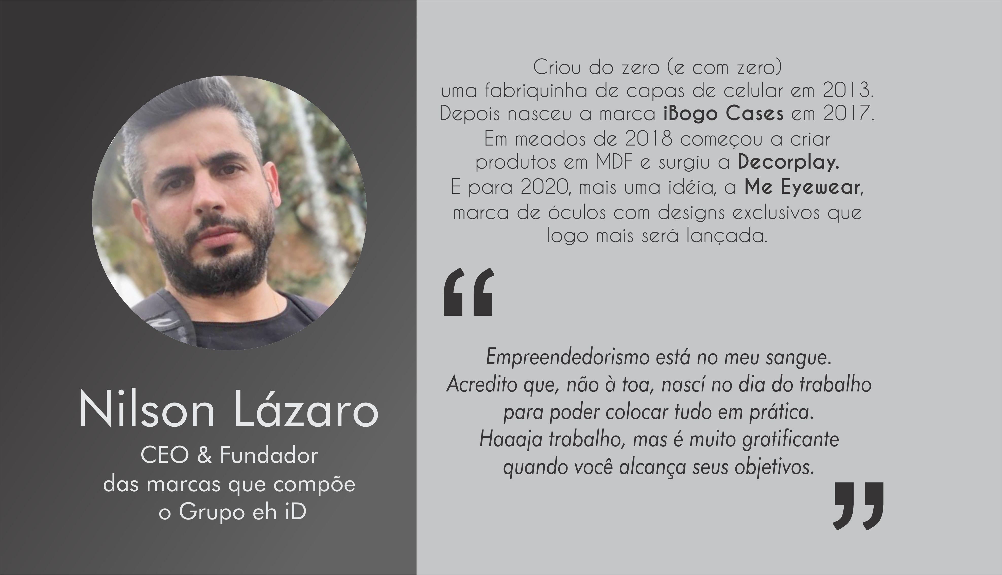 Nilson Lázaro