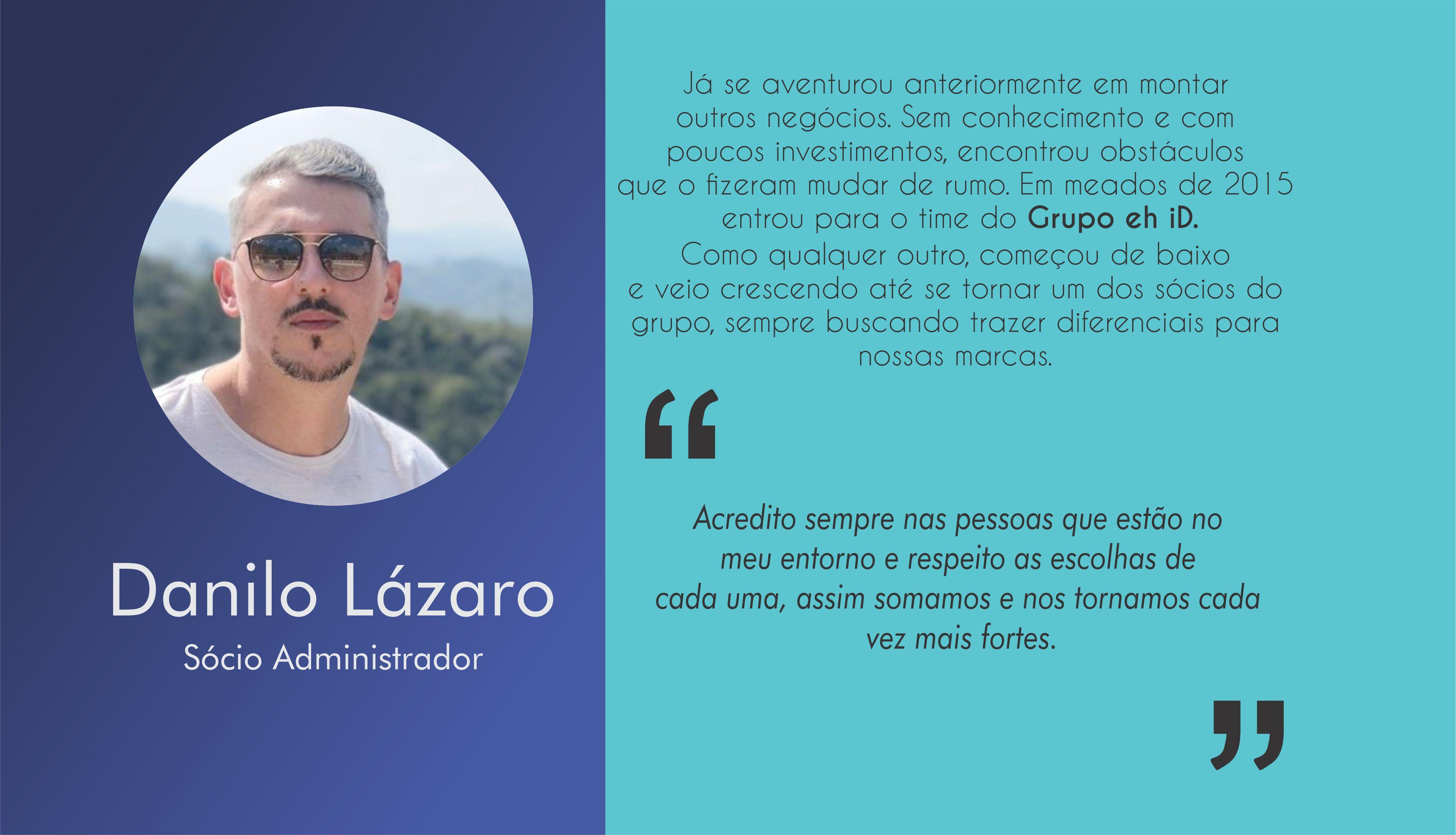 Danilo Lazaro