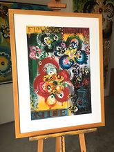 flowers 29-framed print-27x34.jpg