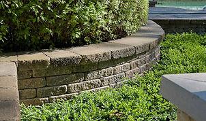 retaining wall supply