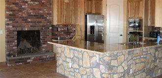 indoor stone veneers installation