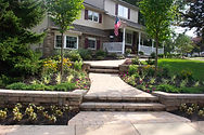 landscaping products for walkways