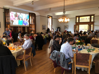 Excellent time at the HIT Fall Brunch