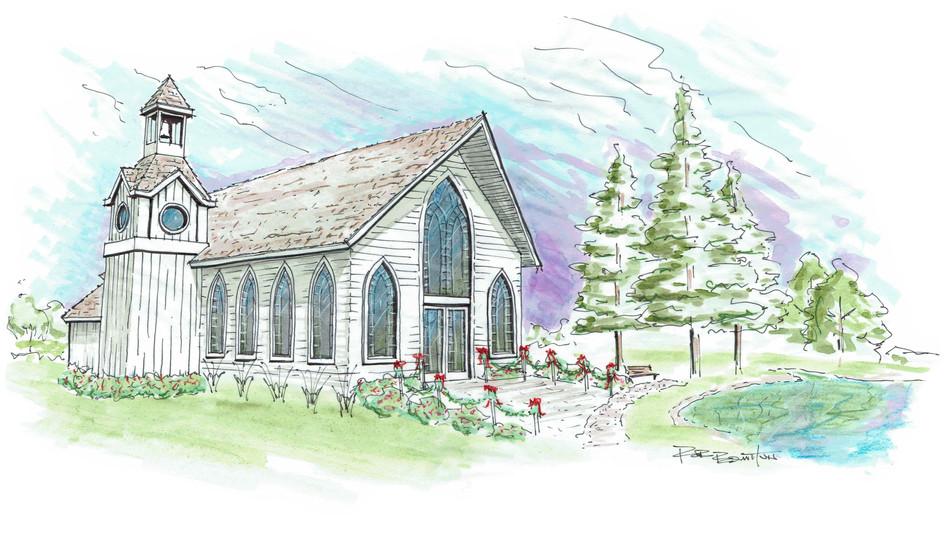 Homestead Resort Wedding Chapel and Event Barn
