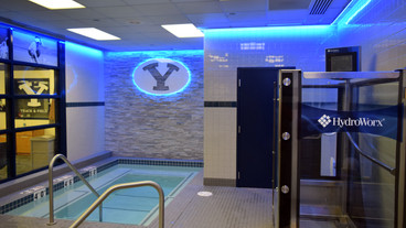 SAB and SFH Hydrotherapy Room Remodels