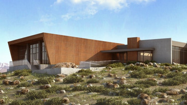Antelope Island State Park Visitors Learning Center
