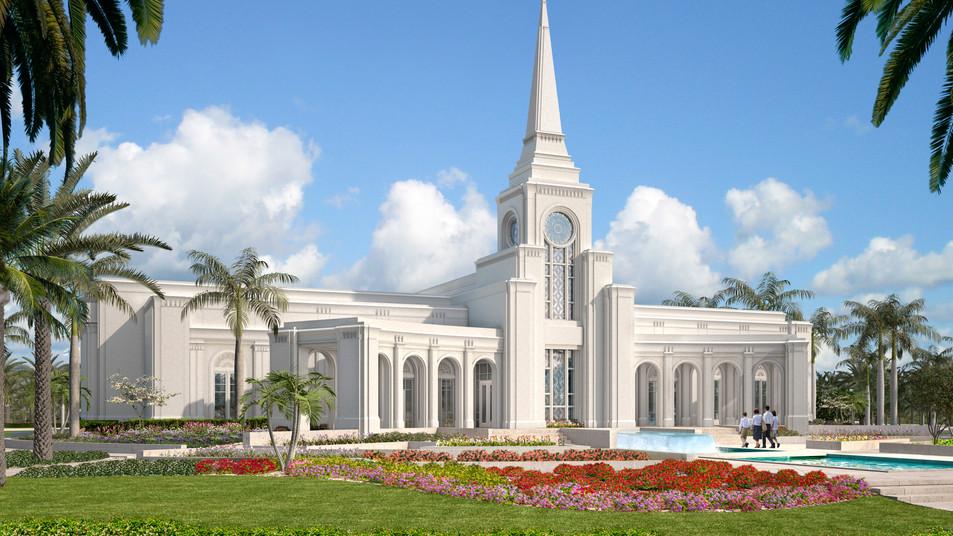 Ft. Lauderdale LDS Temple