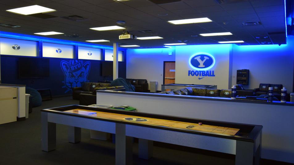 SAB Players Lounge