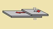 механическое крепление