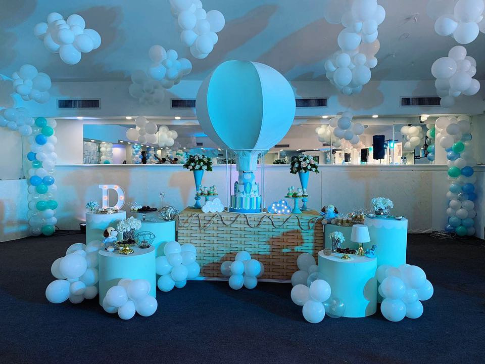 Decoracion salon de eventos RP EVENTS