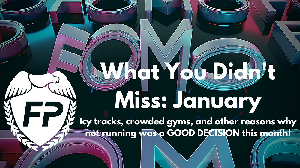 new year's resolutions, fitness, antidiet, what you didn't miss, january, gym
