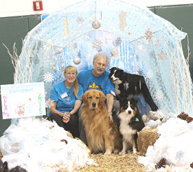 Winter Wonderland Barn Hunt  December 2015  Trial 6