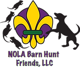 NOLA Barn Hunt Friends Logo