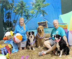 Beach Blanket Barn Hunt  June 2015  Trial 4