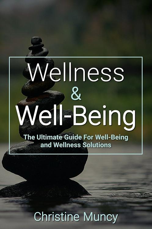 Wellness & Well-Being