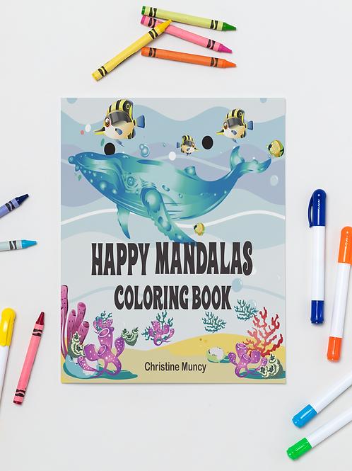 Coloring Book Ocean