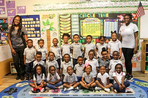 Northcutt & Jackson - Class Photo