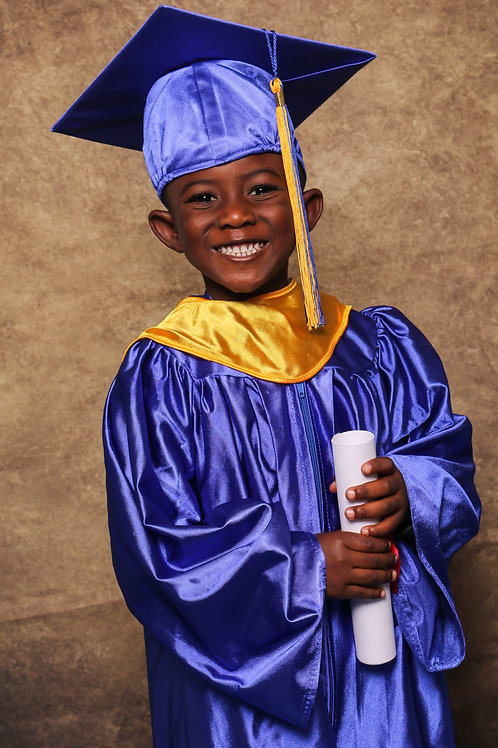 Pre-K4 Cap & Gown  - Package A