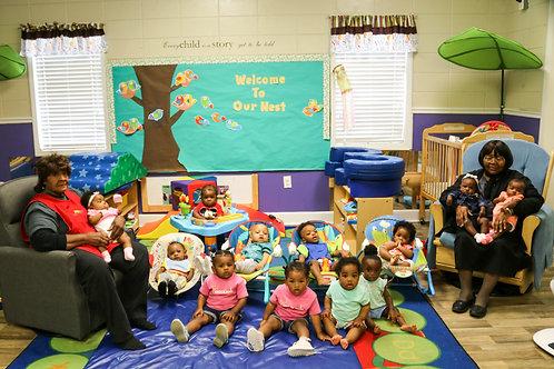 Infant Room - Class Photo