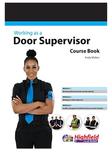 Working as a Door Supervisor Paperback