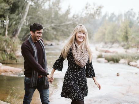 Natalie & Luke Engagement