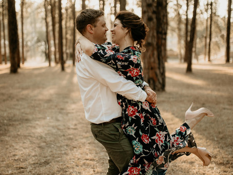 Engagement Shoot Tips + Tricks