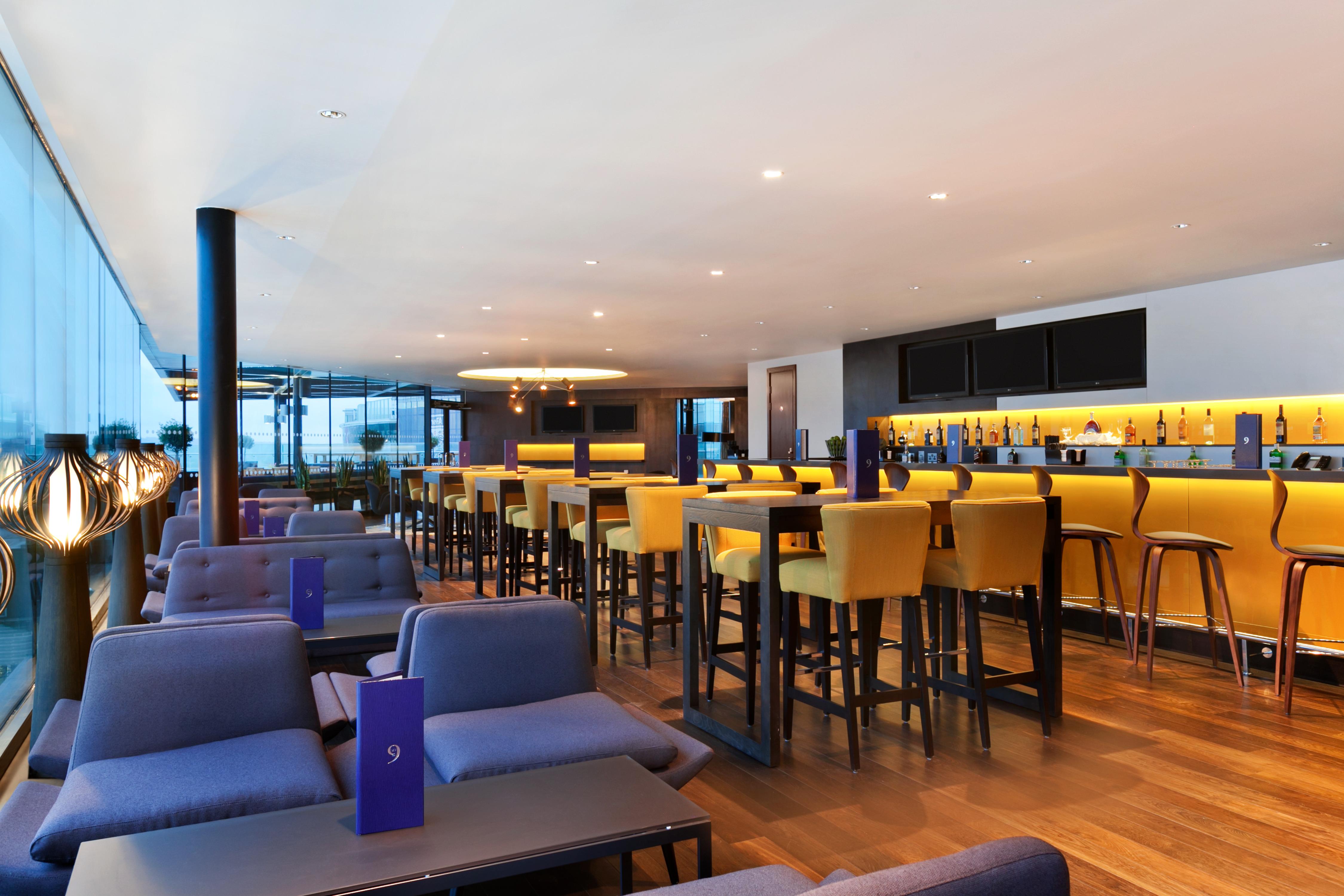 Sky Bar 9 Interior