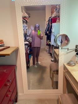 """Mirror 66"""" tall - $20"""