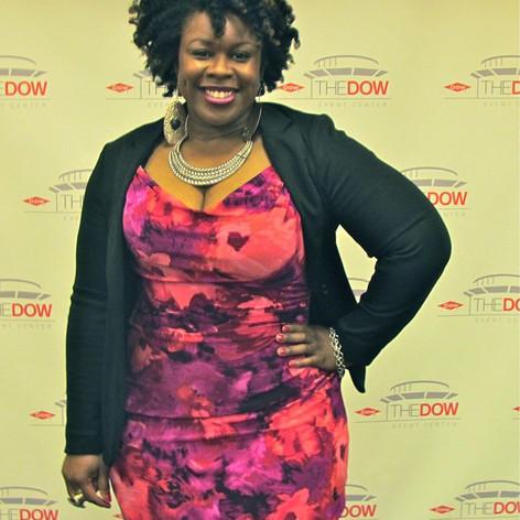 Monique Ella Rose The Dow Event Center