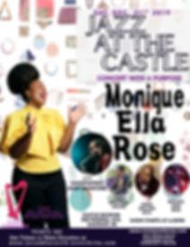Monique Ella Rose - Jazz at the Castle 2