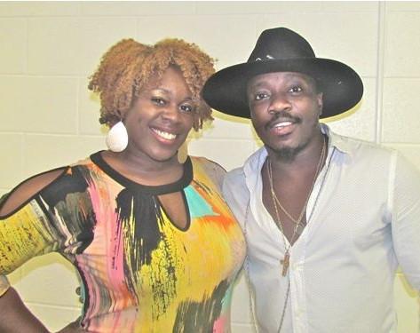 Monique Ella Rose & Anthony Hamilton