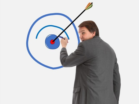 Reaching target...Look good vs Do good