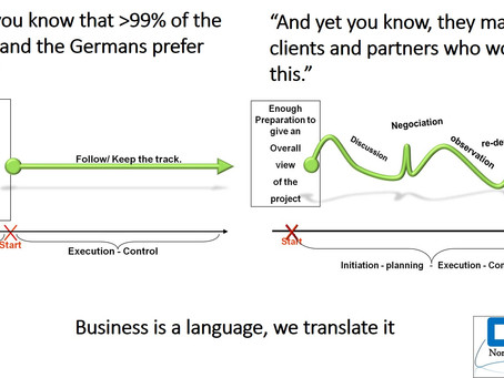 Business is a language, we translate it