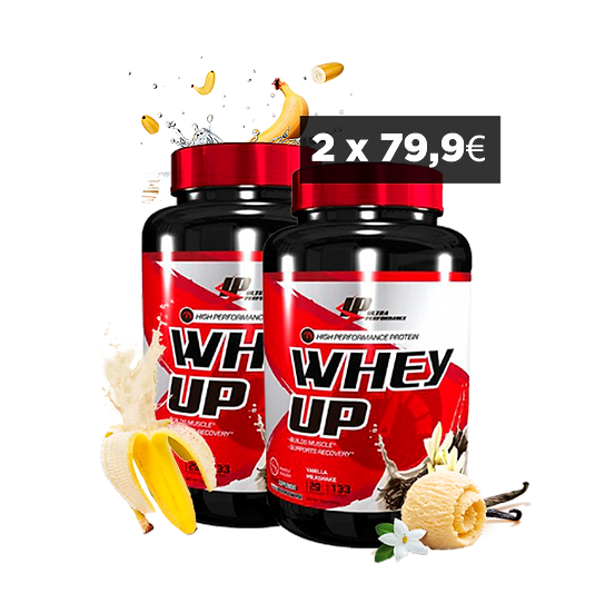 WHEY UP ULTRA PERFORMANCE 4 KG