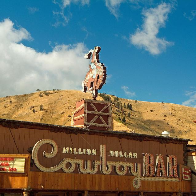 Million Dollar Cowboy Bar Jackson