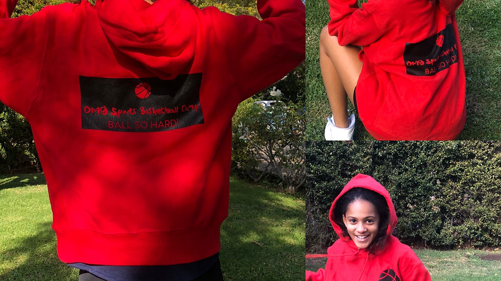 OMG Youth Sports Holiday Hoodie!