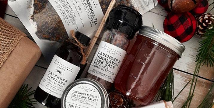 Lavender Medley Gift Package (D)