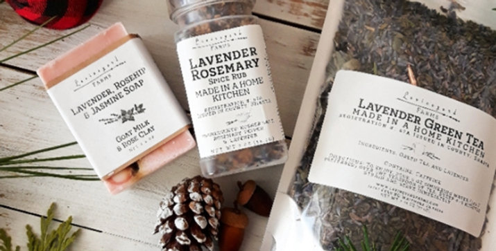Lavender Medley Gift Package (A)