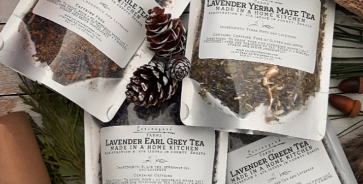 Lavender Teas Gift Packages