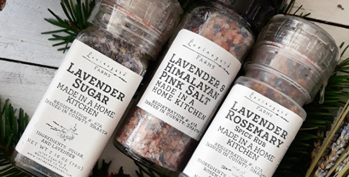 Lavender Spice Gift Package