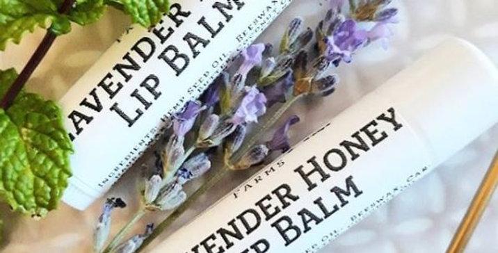 Lavender Lip Balm 15m