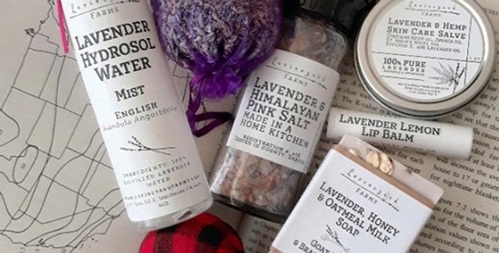 Lavender Medley Gift Package (B)