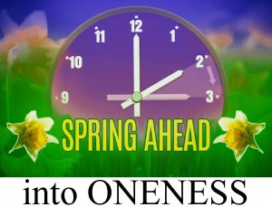 SPRING INTO ONENESS
