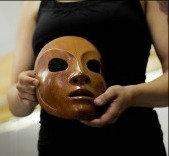 mask by Donato Sartori