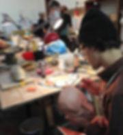International School Atelier Mask Movement Theatre