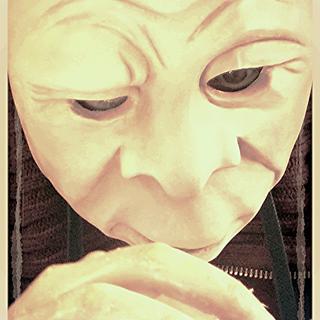 mask by Matteo Destro
