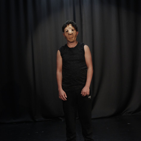 The Thetre Mask
