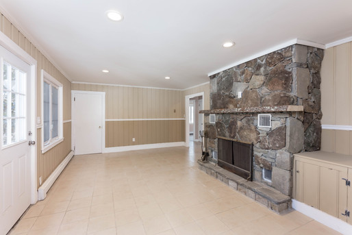 Look at that fireplace! Amazing features in some of our properties.